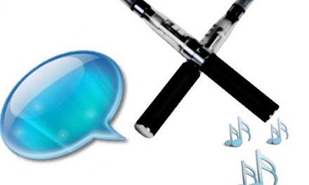 Musik abspielen und telefonieren: Die E-Zigarette von morgen kann mehr als nur dampfen