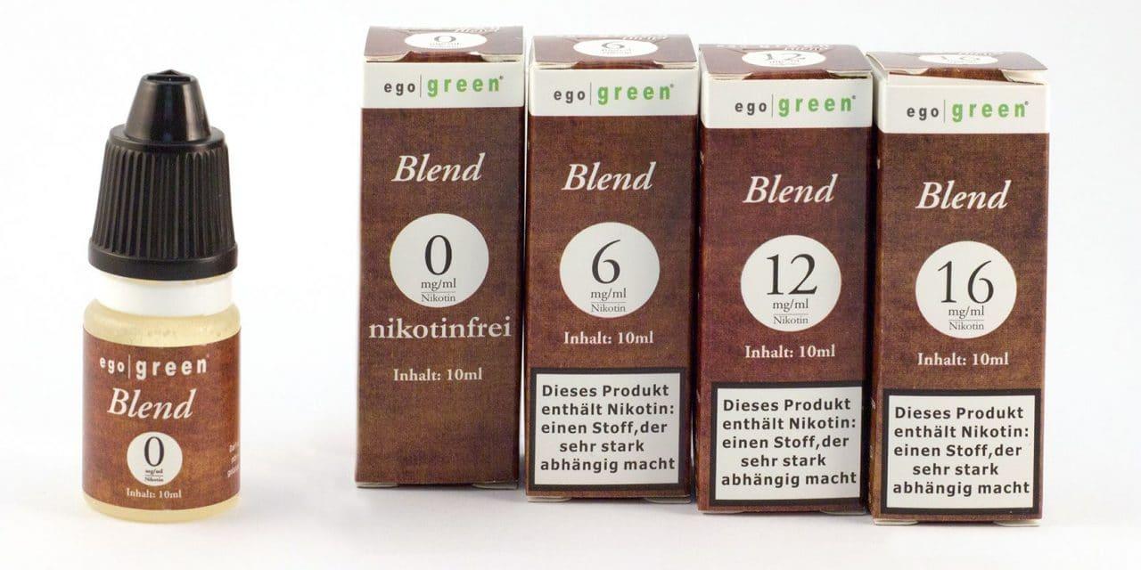 Eure Favoriten – Die beliebtesten Liquids von egogreen®