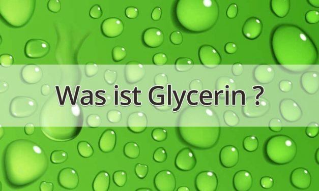 Bestandteile der E-Liquids: Was ist Glycerin?