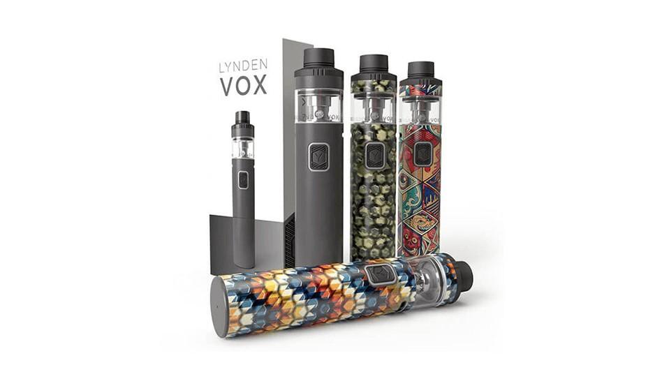 Lynden Premium E-Zigaretten für besten Dampf