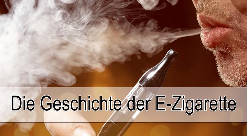 Geschichte der E-Zigarette: die Entwicklung von 1963 bis heute