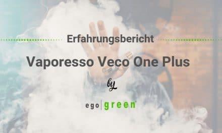 Erfahrungsbericht Vaporesso Veco One Plus